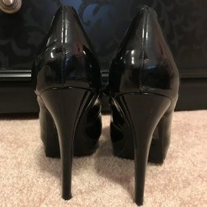 Charlotte Russe Black Pumps 8